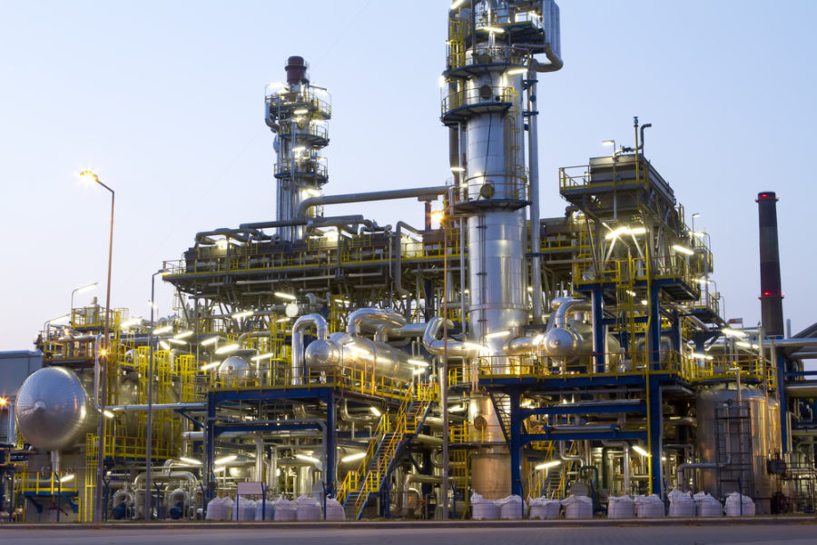 oil and gas manufacturing