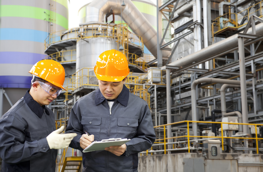 oil and gas manufacturing jobs
