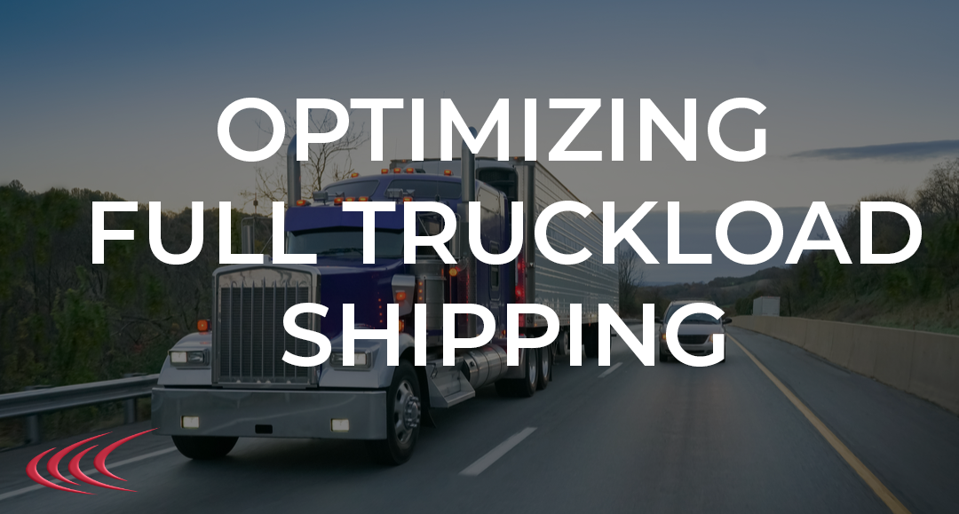 optimizing full truckload