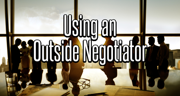 small package outside negotiator