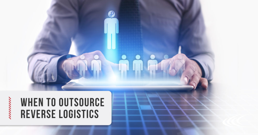 outsource reverse logistics