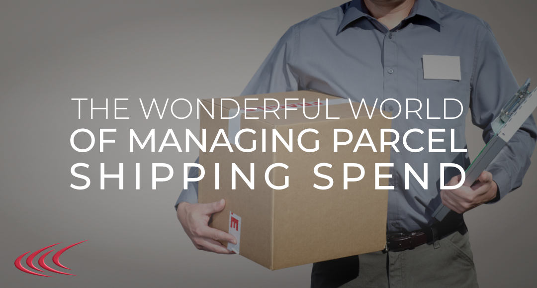 parcel shipping spend
