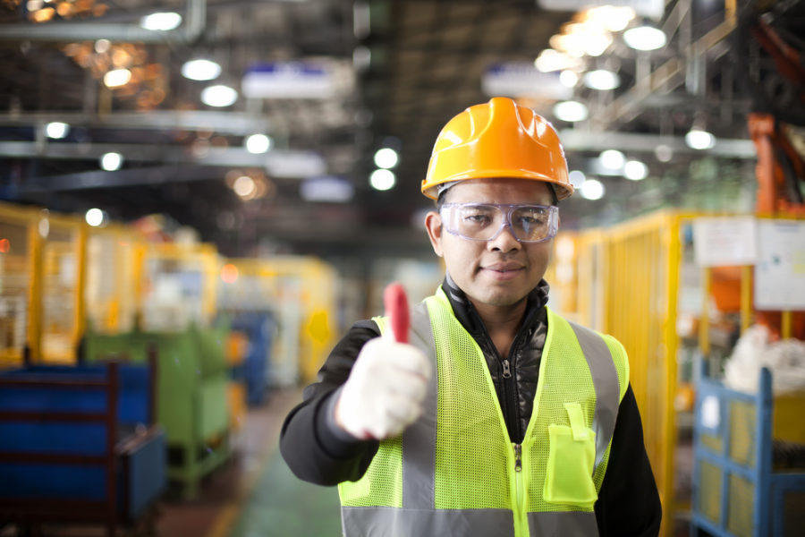 safety in manufacturing importance