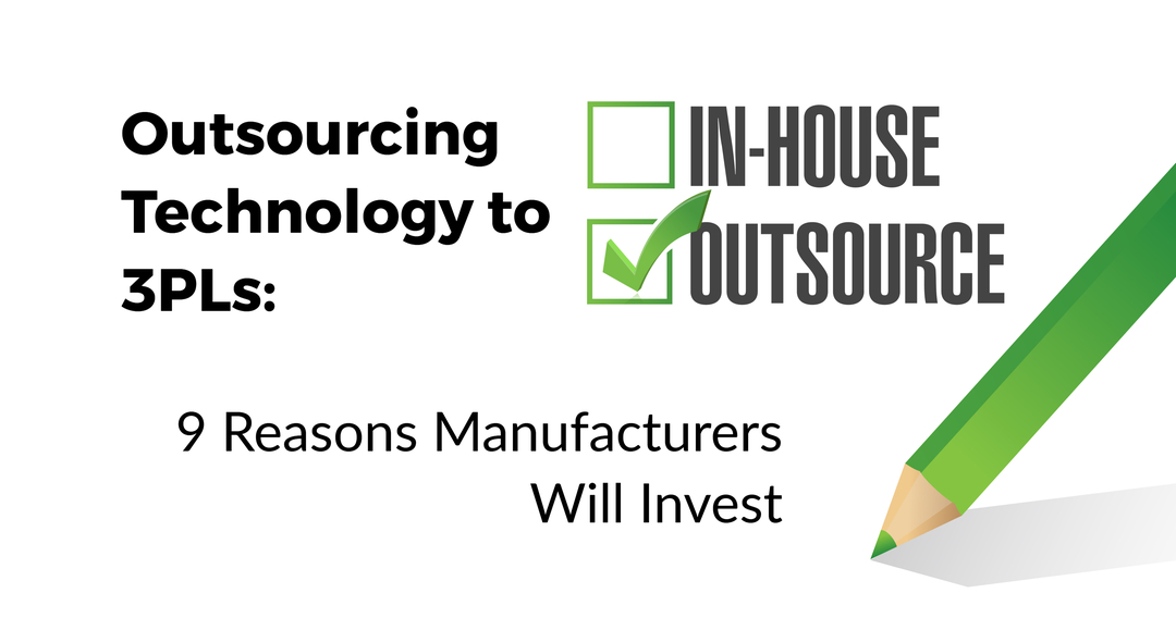 outsourcing technology to 3pls