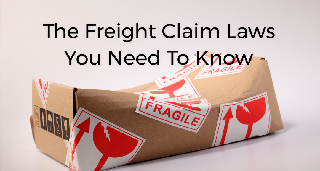 freight claim laws