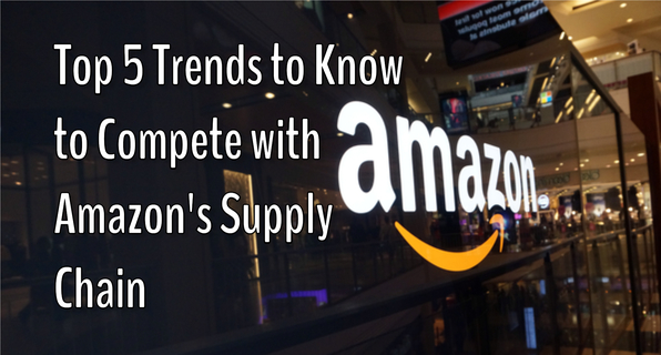 Amazon's supply chain