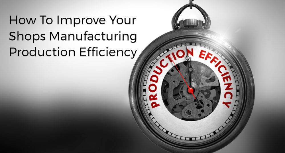 Manufacturing Production Efficiency