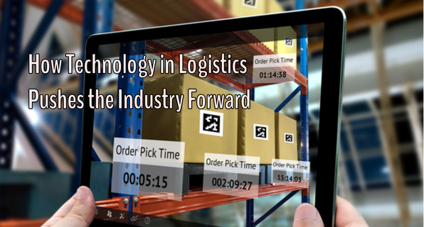 Augmented Reality in Logistics