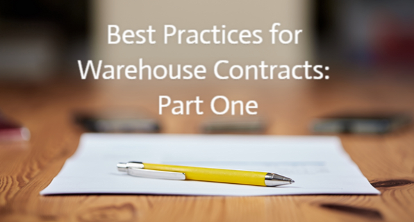 warehouse contracts