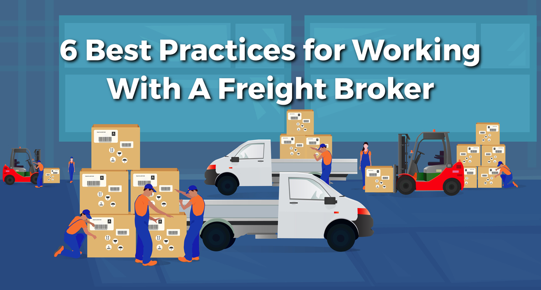 working with freight brokers