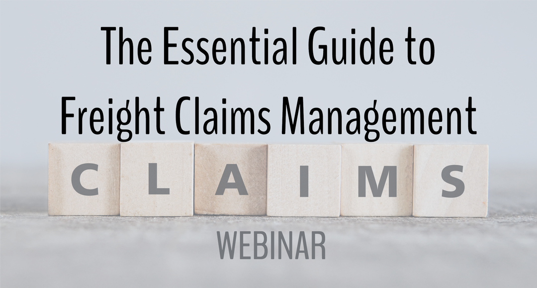 freight claim management