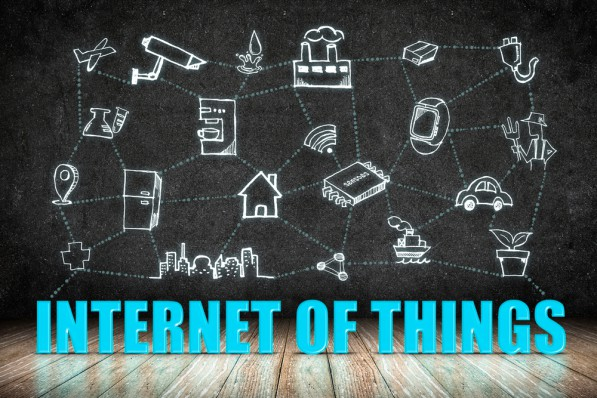 the internet of things in the supply chain