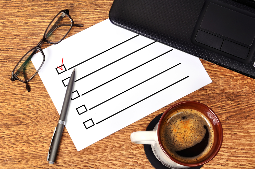 third party logistics companies checklist