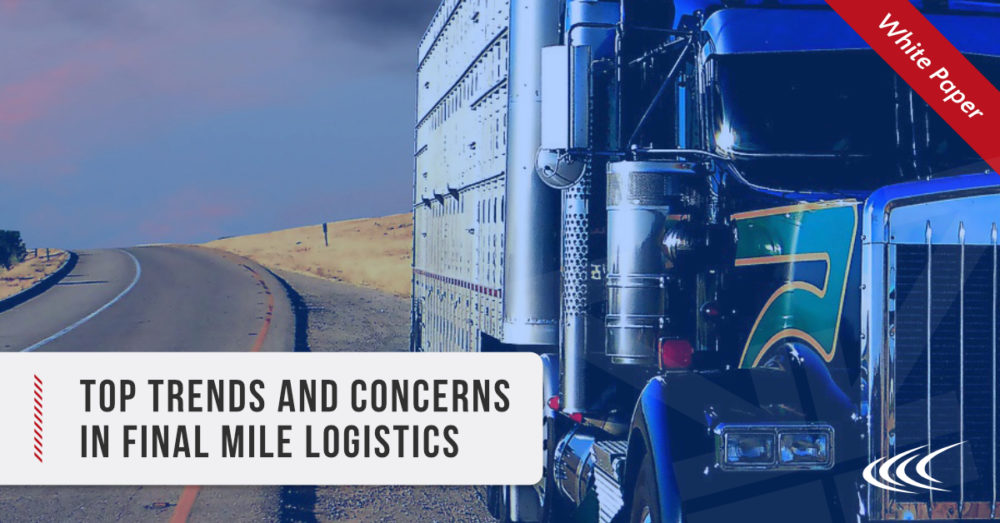 top trends in final mile logistics