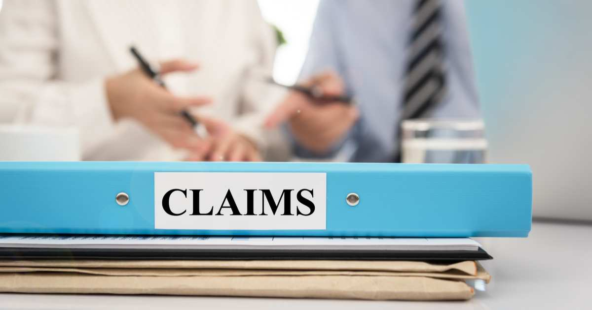 types of freight claims